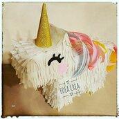 Pignatta Pentolaccia Unicorno