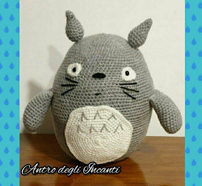 Amigurumi Il Mio vicino Totoro