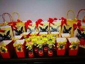 KIT 48 PEZZI PARTY TEMA BING PRIMO COMPLEANNO BATTESIMO FESTA REGALINI GADGET