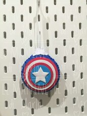 Palla natalizia supereroi