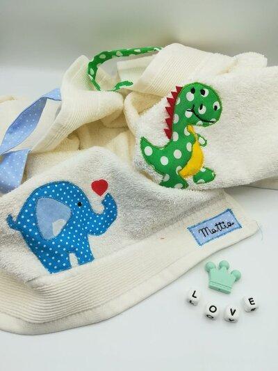Asciugamano in spugna personalizzato
