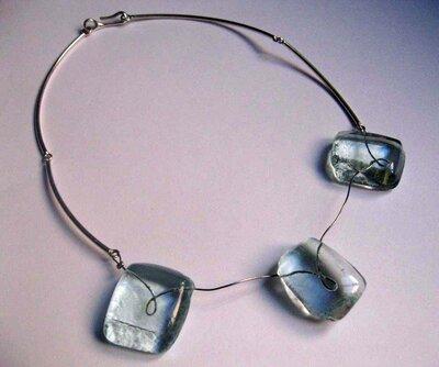 collezione ice: collier