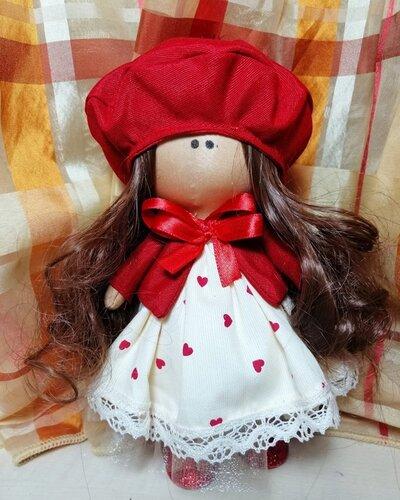 Doll Russa Carlotta