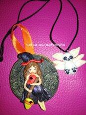 Streghetta&Pipistrello Decorazioni Halloween