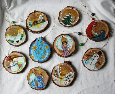 decorazioni per l'Albero