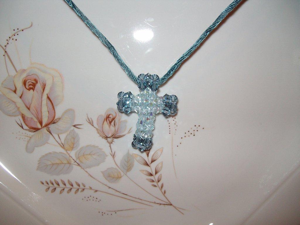 Croce Swarovski