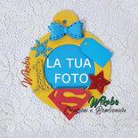 Addobbo Natalizio Personalizzato Palla albero IL MIO PRIMO NATALE cornice porta foto per bambini