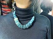 Collana Sfumature d'Azzurro
