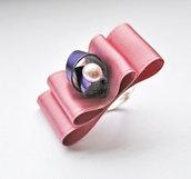 Anello La Bambola di porcellana (rosa antico)
