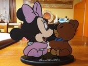 Minnie e l'orsetto