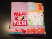 "TAPPETINO-GIOCO ""Milly e Tilly"""