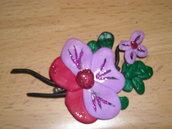 spilla fiore