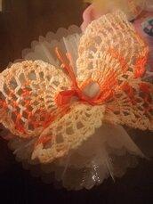Farfalle bomboniere decoro