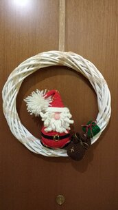 Babbo Natale amigurumi