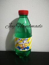 Etichette etichetta bottiglia acqua Ferrarelle mini compleanno festa