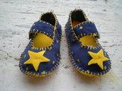 pantofolina della buona notte neonato