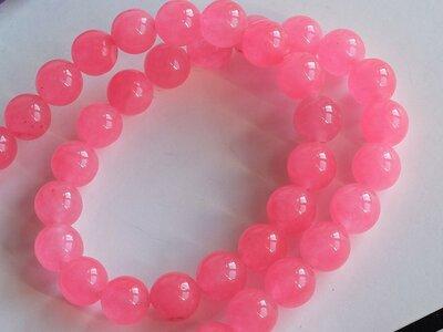 Perle in  giada naturale   PRL430