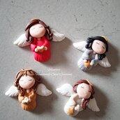 Calamita angioletto- idea regalo Natale