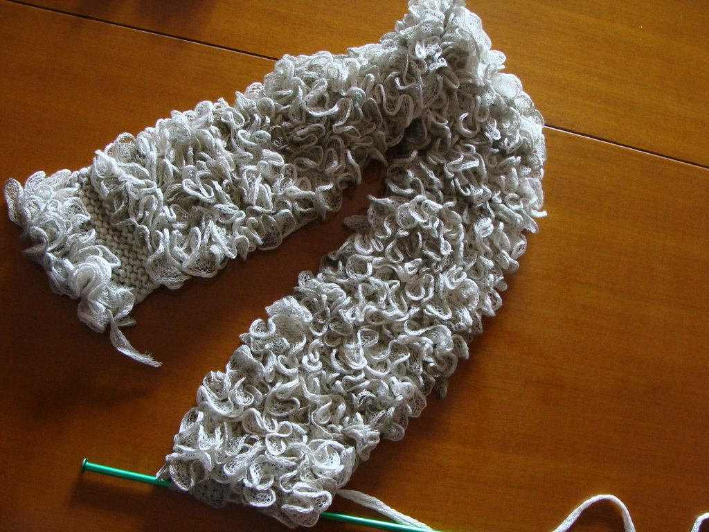 sciarpa elegante