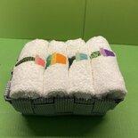 Set asciugamani ospiti