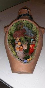 Natività in anfora