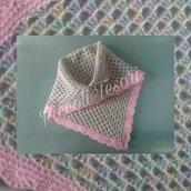 Mini scialle per neonati