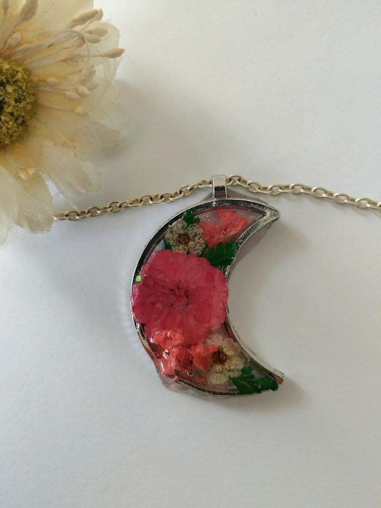 Luna fiori handmade