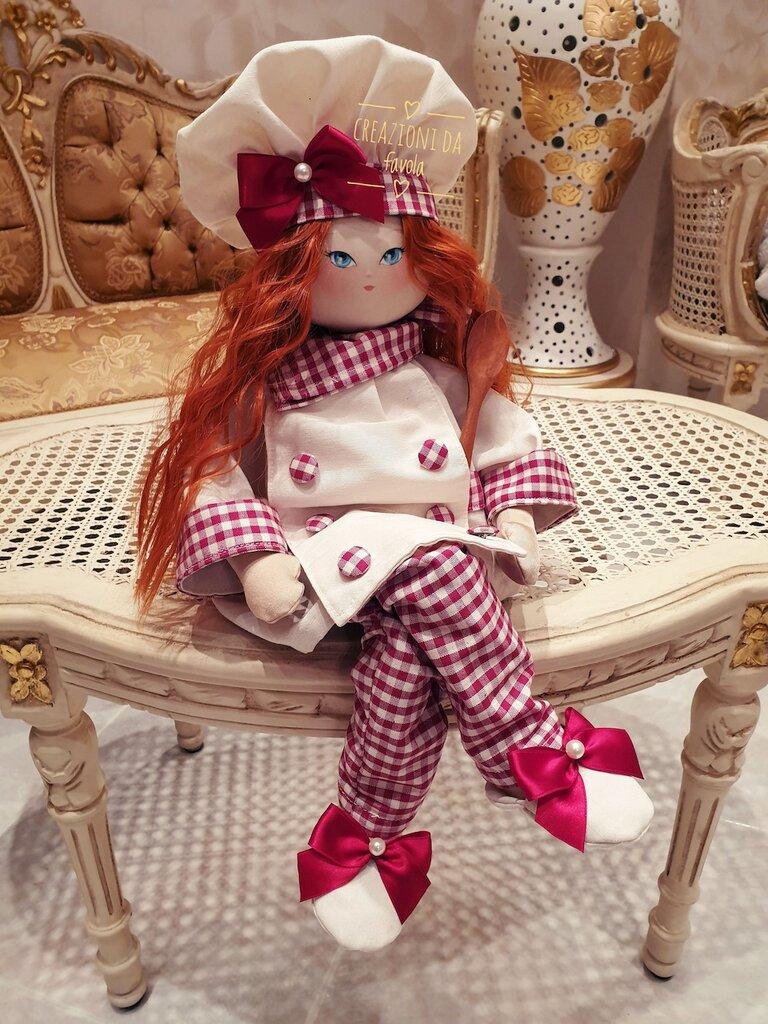 Bambola portascottex Rossana