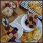 """Orecchini Natale """" biscotti e cucchiaino """" fimo cernit idea regalo"""