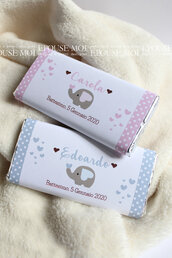 tavolette cioccolato personalizzabili
