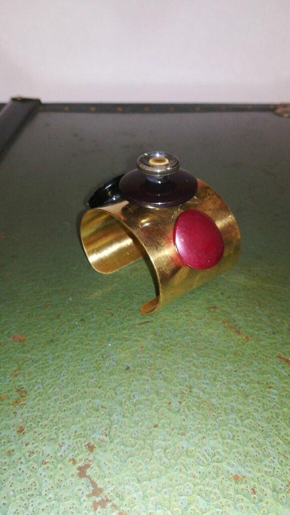 Bracciale metallo bottobi