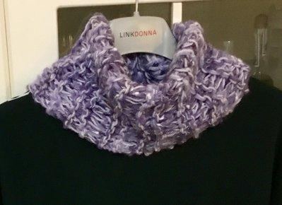 Scaldacollo sciarpa  scarf donna scaldacollo regalo