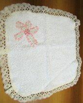 asciugamano per ospiti