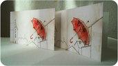 """Adrift"" - four cards"