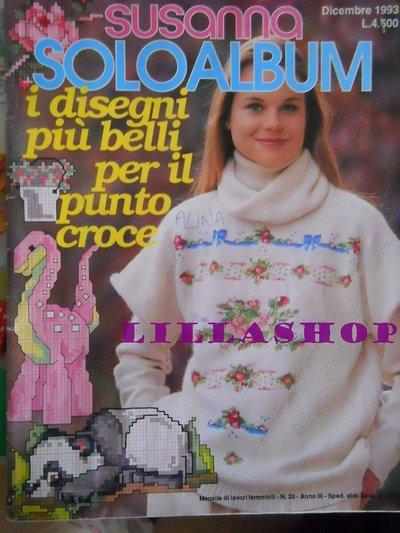 SUSANNA SOLOALBUM dicembre 1993