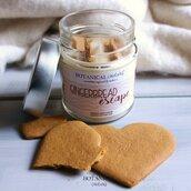 GINGERBREAD ESCAPE candela in cera di soia biscotto allo zenzero GRANDE