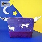 "Pochette ""Unicorni tra le stelle"""