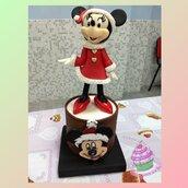 Cake Topper Minnie