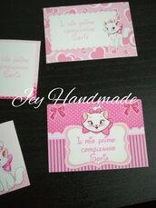 Calamite personalizzate stampate Minnie Aristogatti mini topolino lol surprise minu marie