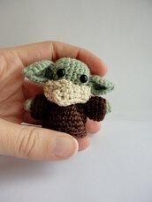 Baby Yoda -The Mandalorian- portachiavi