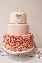 Torta finta o torta di scena