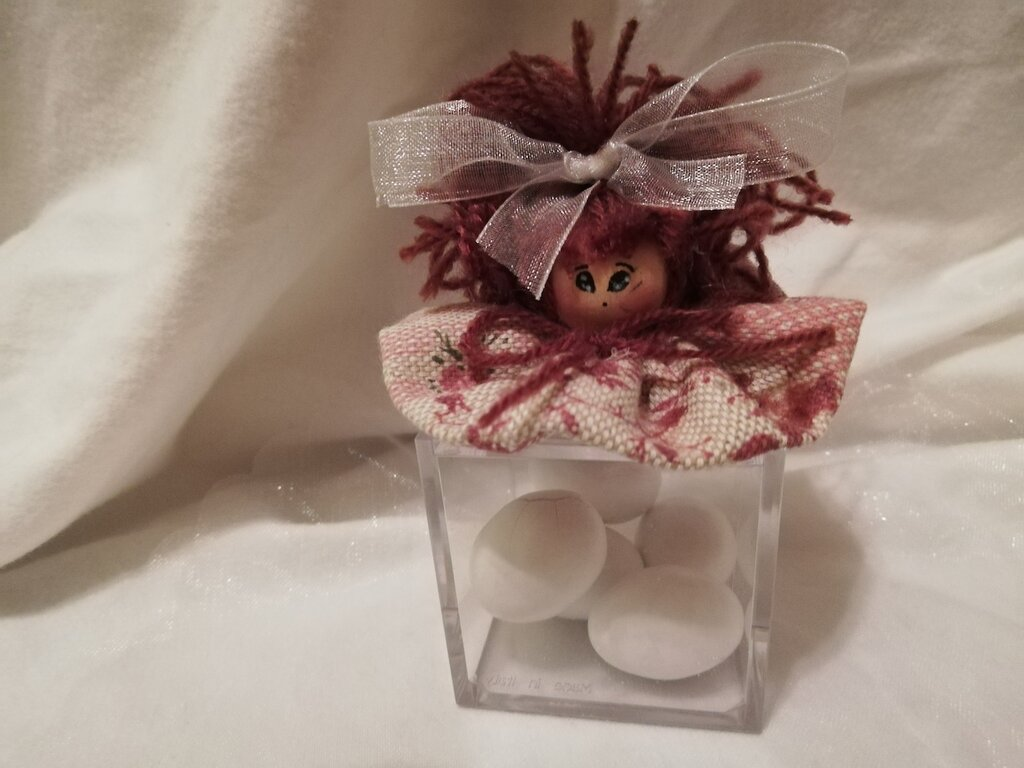 Bomboniera dolce  bambolina