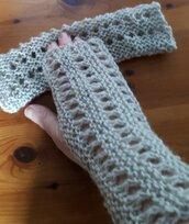 guanti donna senza dita