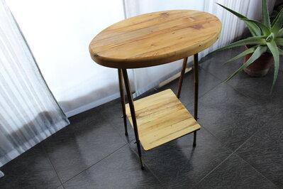 Tavolino ovale da ingresso