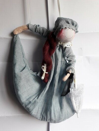 Kit bambola Agatha