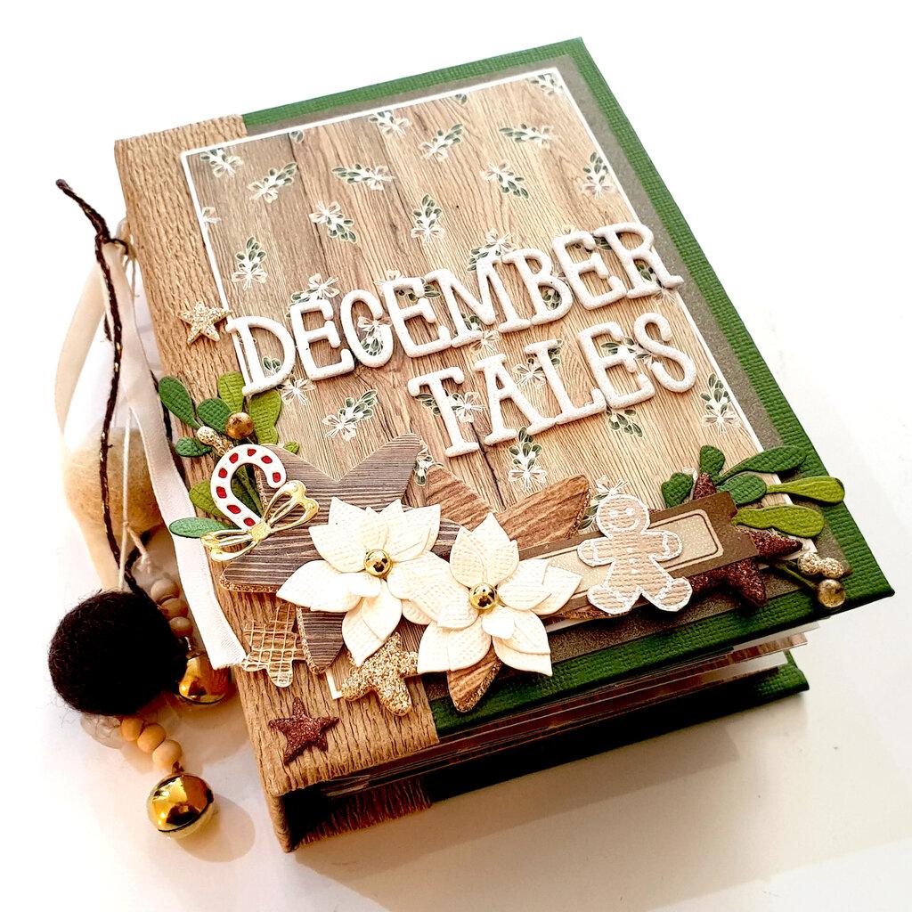 Tutorial Mini Album December Tales (ITA)