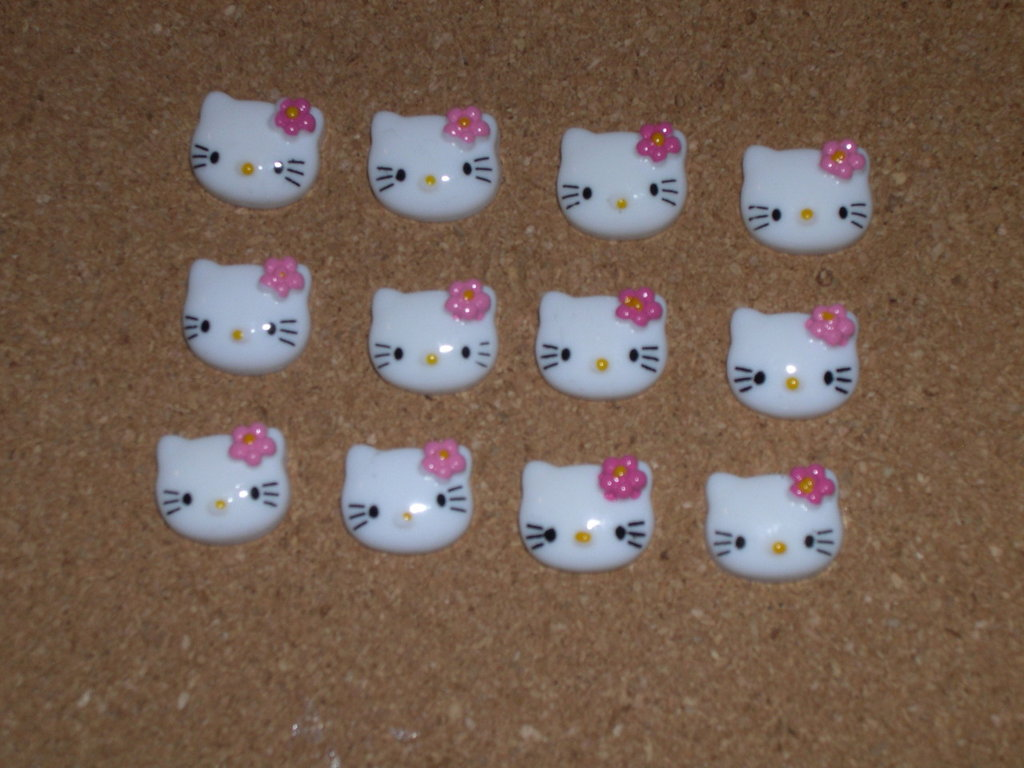 Charm Hello Kitty