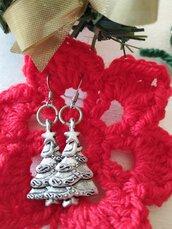 Orecchini natalizi handmade