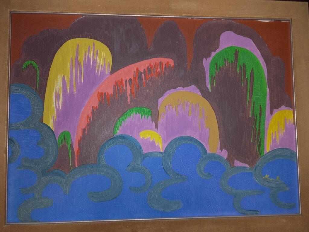 Grotta con stallatiti
