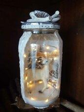 Lanterne da inverno, decorazioni per la casa